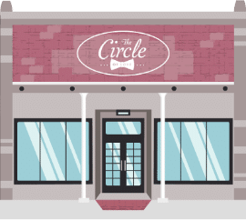 Store Front Illustration
